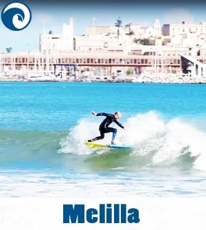 surf Melilla