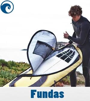 Fundas bolsas y calcetines para tablas de surf