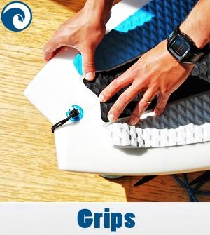 Grips - El Pad de la tabla de surf