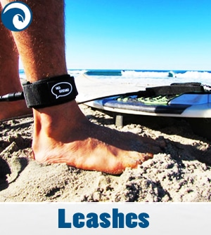 Leashes Inventos para tabla de surf