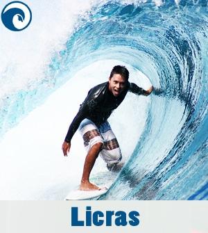 Licras de surf