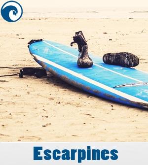 Escarpines y botas de neopreno surf