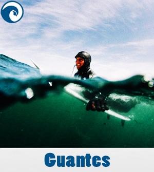 Guantes de neopreno para surf