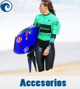 Accesorios para Bodyboard