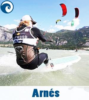 Arnes kitesurf
