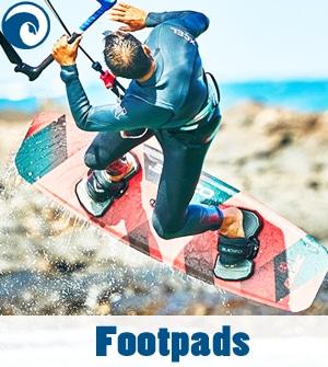 Footpads Kitesurf