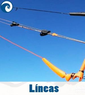 Líneas para Kitesurf