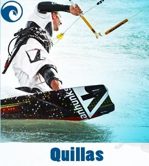 Quillas Kitesurf