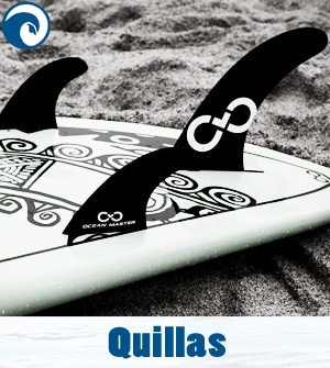 Quillas de Paddle Surf SUP
