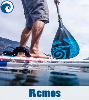 Remos de padle surf SUP