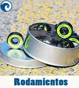 Rodamientos Cojinetes Skate