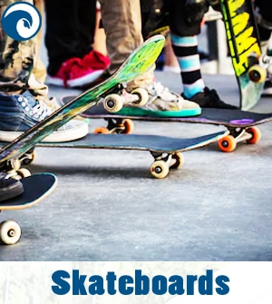 Tablas de Skate Skateboards