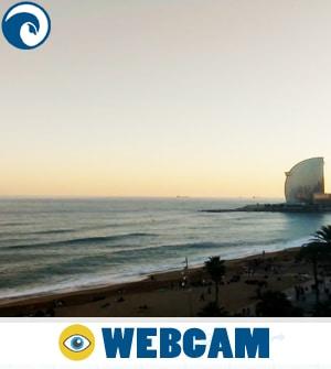 Webcam Barceloneta