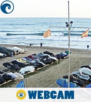 Webcam Castelldefels